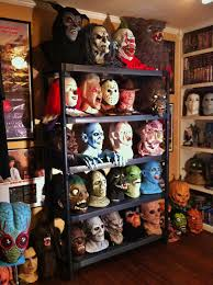 Halloween Monster Masks by Halloween Mask Collection 1 By John R Pleak From Johnrpleak