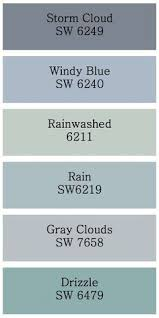 storm cloud 6240 by sherwin williams paint color for bathroom
