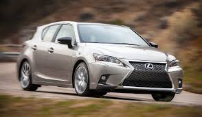 lexus ct200h 2008 road test 2017 lexus ct 200h f sport clean fleet report