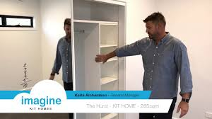 introducing the hurst kit home design by imagine kit homes youtube
