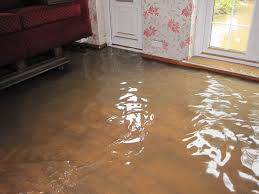 how to deal with indoor flooding irs repair property remediation