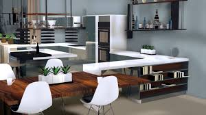 3d walkthrough kitchen rendered animation iuliadesign youtube