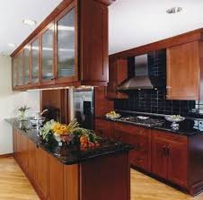 Best Open Suspended Shelving Kitchen Ideas Images On - Kitchen hanging cabinet