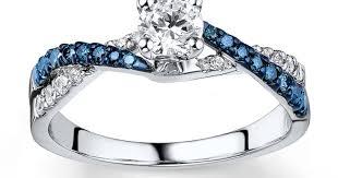buy kay jewelers online engagement rings diamond engagement ring 1 2 carat tw 10k rose