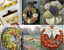 Home Made Thanksgiving Decorations by Thanksgiving Decoration Outdoor