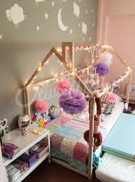 Kids Bed Canopy Tent by Nursery Styling Toddler Bed House Bed Tent Bed Children Bed