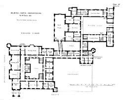 mansion floor plans castle dantyree unique house plans castle modern