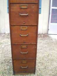 Vintage Oak Filing Cabinet File Cabinet Design Antique Wood File Cabinet Antique Wood 4