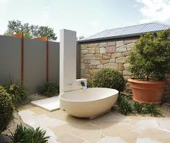 the ultimate outdoor bathroom guide completehome bath 5