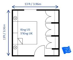 small bedroom floor plans bedroom size