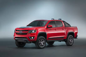chevy colorado lowered chevrolet debuts new concept vehicles u2013 racingjunk news