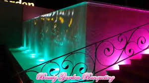 Beauty Garden by Beauty Garden Banqueting Bordo Piscina E Cascate D U0027acqua Youtube