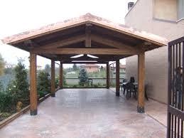 gazebo in legno per auto prezzi pergolati per auto arredamento giardino legno gazebo