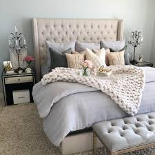 shabby chic bedroom styled by kasey