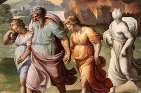 who was lot in the bible the nephew of abraham