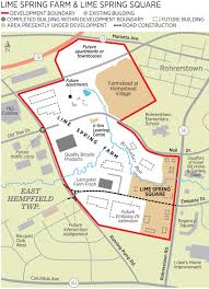 Penn State Harrisburg Campus Map by Construction Starts On 34m Lime Spring Square Shopping Center On