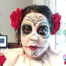 how to do day of the dead makeup tutorial mugeek vidalondon