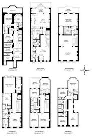 new floor plans new york brownstone floor plans modify for california by putting