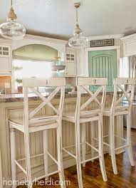 updated kitchen homebyheidi com home by heidi pinterest