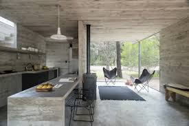 concrete holiday home by luciano kruk u2014 urdesignmag