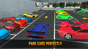 multi level car parking mania android apps on google play
