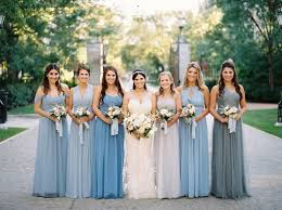 bridal party dresses mismatched bridesmaid dresses 10 ways to pull it beautifully