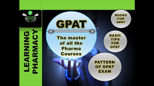gpat how to prepare pattern of exam books for exam the