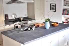 plan de travail cuisine en béton ciré plan de travail en beton cire plan travail cuisine anti plan de