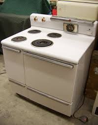 Ge Electric Cooktops Unrestored Antique Stoves