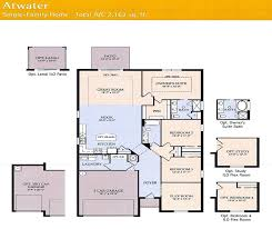 Florida Floor Plans For New Homes Tour New Homes In Suburban Tampa Florida New Homes For Sale