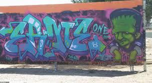 ernie graffiti pictures bombing science ernie san diego walls