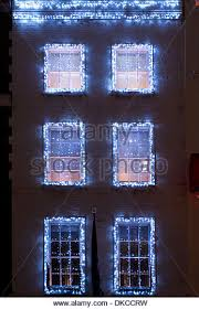 Commercial Christmas Decorations London by London Bond Street Christmas Decorations Stock Photos U0026 London