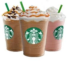 starbucks happy hour 50 all frappuccino blended beverages