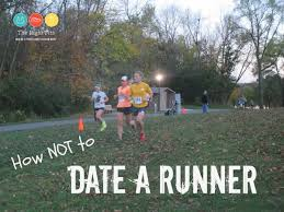 Runner Meme - fitting remarks how not to date a runner the right fits