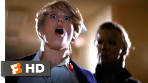 halloween ii 7 10 movie clip knifing the nightshift nurse