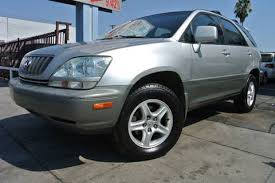 lexus suv 2002 for sale lexus rx 300 for sale in california carsforsale com