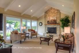 Living Room Staging Home Sellers Don U0027t Let The Zombies Get Your Listing Home