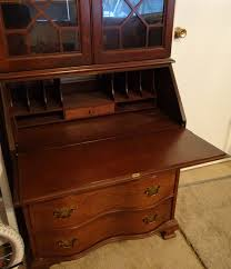 Secretary Desk With Drawers by Secretary Desk With Secret Compartment How To Open