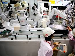 solution to automation is plain to see business insider