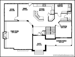 lovely ideas open floor plans with walkout basement new home