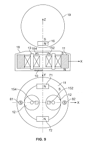 patent us20070170798 levitation device google patents