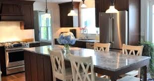 fancy kitchen islands narrow kitchen island with seating brescullark com