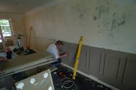 Wainscoting Kits Ireland How To Install Your Own Wall Panelling Do It Yourself Wall Panelling