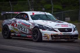 lexus racing team a u0027pexi drift lexus