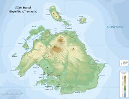 map of island file map of efate island en png wikimedia commons