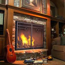 airtight fireplace glass doors furniture wrought iron and glass fireplace doors adding fireplace glass doors brass airtight fireplace glass doors
