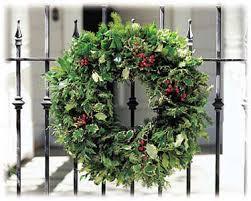 fresh wreaths wreath wreath
