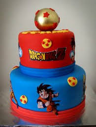 dragonball cake decadent cakes pembroke pines fl pinterest