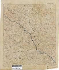 Mc Maps Georgia Historical Topographic Maps Perry Castañeda Map