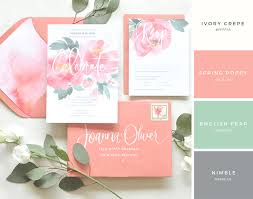 25 perfect wedding color combinations u2013 design